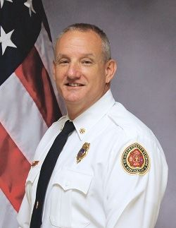Assistant Chief Jeff Lee